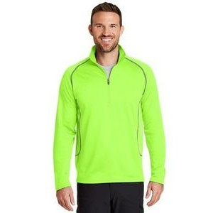 Eddie Bauer� Men's Smooth Fleece Base Layer 1/2-Zip Sweater