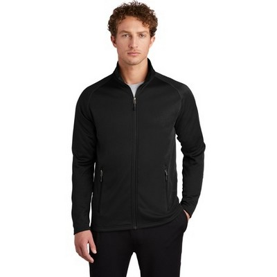 Eddie Bauer® Men's Smooth Fleece Base Layer Full-Zip Sweater