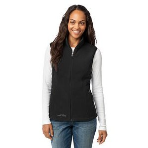 Eddie Bauer® Ladies' Full-Zip Fleece Vest