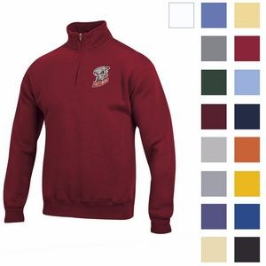 Gear for Sports® Big Cotton 1/4 Zip Sweatshirt
